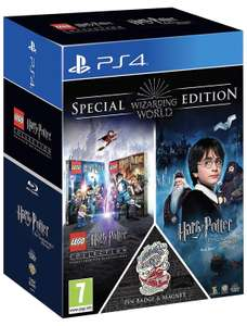 Wizarding World Special Edition Pack - PS4 £19.40 @ Amazon