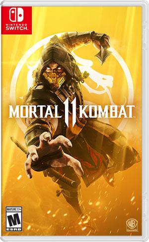 Mortal Kombat 11 E Shop America £18.17 at Nintendo Shop