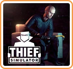 Thief Simulator E Shop america £1.51 at Nintendo Shop