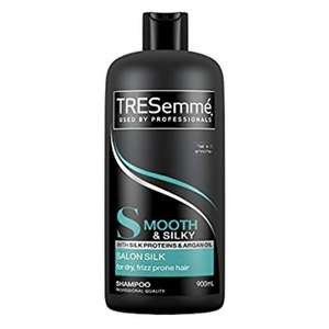 Tresemme Smooth & Silky Shampoo, 900 ml (Pack of 2) £4 Amazon Prime / £8.49 Non Prime