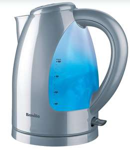 Breville Illuminated 3000W 1.7L Jug Kettle - £13.49 with code + Free Click & Collect @ Robert Dyas