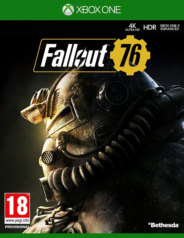 Fallout 76 (Xbox One) £7.52 Amazon Prime / £10.51 Non Prime
