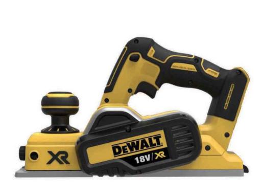 DeWalt DCP580N 18V XR Cordless Brushless Planer Bare Unit £118.75 @ FFX