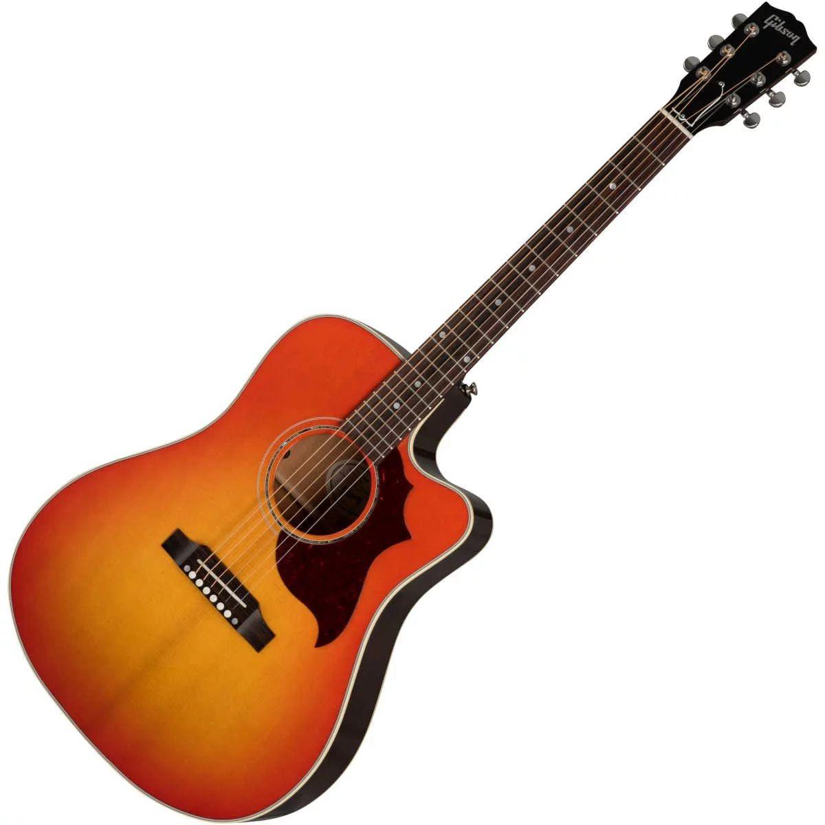 Gibson usa 2019 hummingbird mahogany avant garde - light cherry burst £1439.10 @ Dawsons music