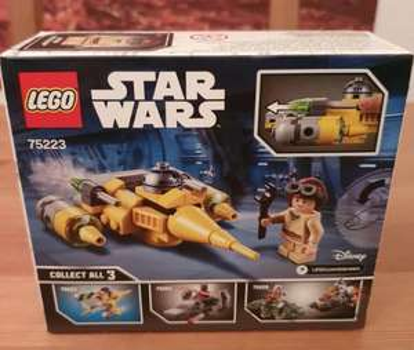 Lego 75223 Naboo Starfighter Microfighter £4.50 Tesco Shettleston, Glasgow
