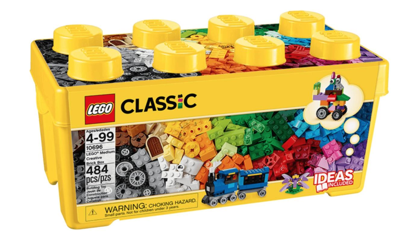 Lego Classic Medium Creative Brick Box 10696 £16.67 Sainsburys Calcot