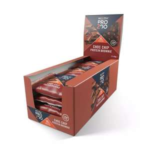 SCI-MX PRO 2GO Brownie Box 65 g x 12 £7.99 @ eBay SCI-MX Store