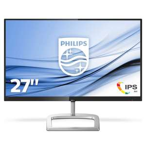 "Philips 276E9QJAB 27"" IPS Full HD LCD 5ms 75hz Monitor with Built-in Speakers - £119 delivered @ Currys / eBay"