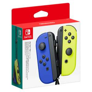 Joy Con - blue / neon yellow (and other colours) £58.33 at Amazon Germany