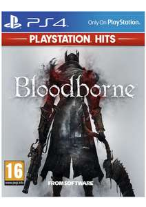 Bloodborne Playstation Hits (PS4) for £7.99 delivered @ Simply Games