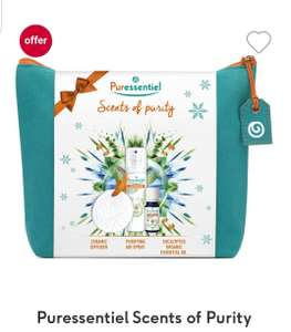 Wellness gift sets at Boots on 3 for 2 and also £5 off
