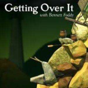 Getting Over It with Bennett Foddy £2.89 at Steam