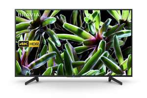 Sony 55 Inch KD55XG7003BU Smart 4K HDR LED TV £499 With Free Collection @ Argos