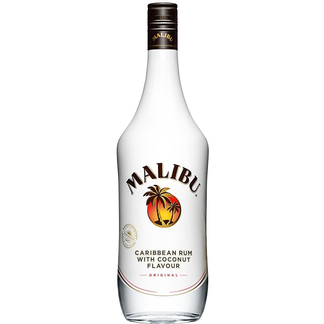 Malibu White Rum 1L £14 @ Tesco