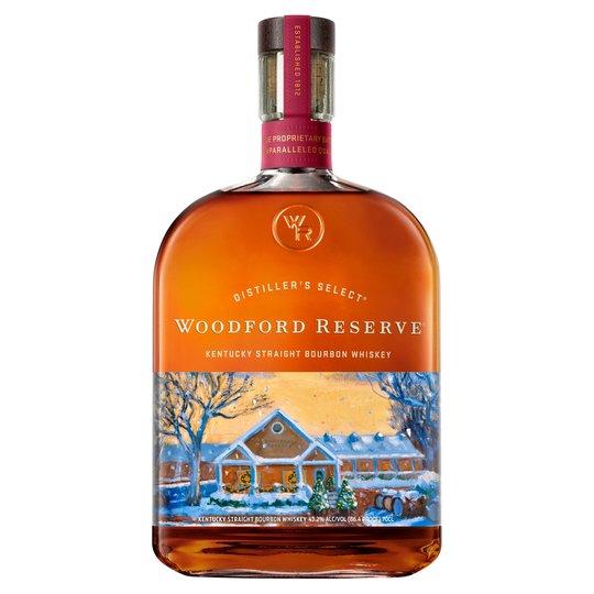 Woodford Reserve Bourbon Whisky 70cl £20 @ Tesco