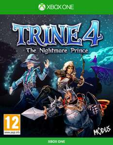 Trine 4: The Nightmare Prince (Xbox One) £10.62 / (PS4) £14.02 (Prime) Delivered @ Amazon (+£2.99 Non-Prime)