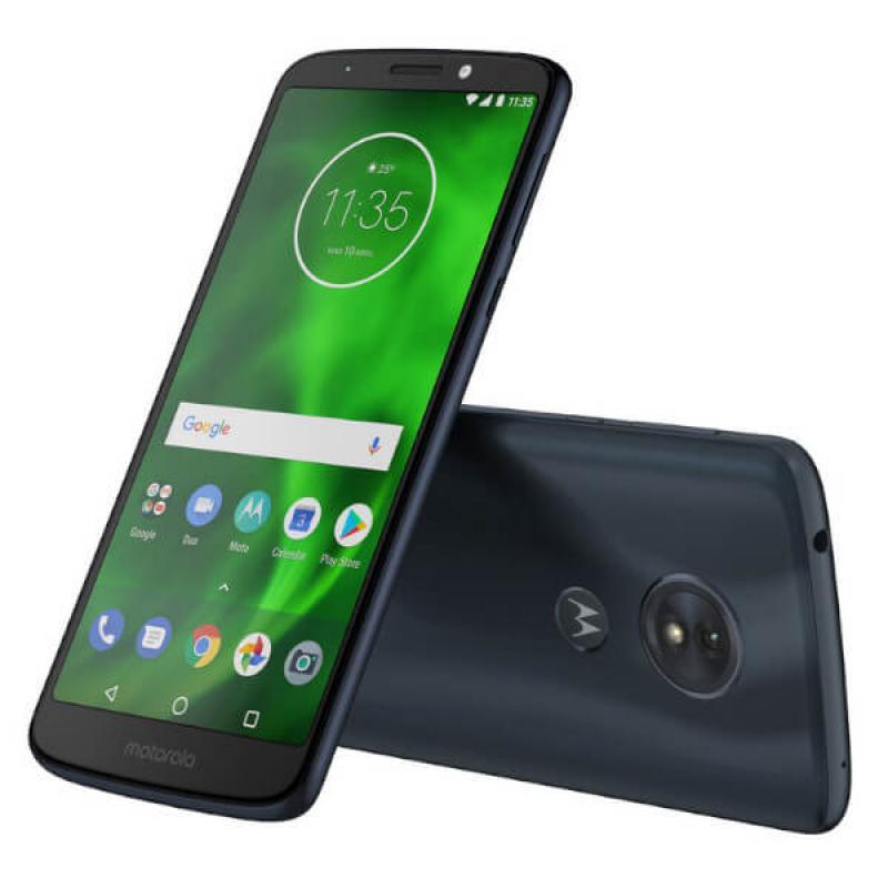 """Moto G6 PLAY sim free, 5.7"""" display, 3gb / 32gb, microSD slot, 4000 mAh battery, NFC, FP, £89 @ Tesco"""