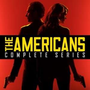 The Americans Complete Series £19 ($24.99) on iTunes US
