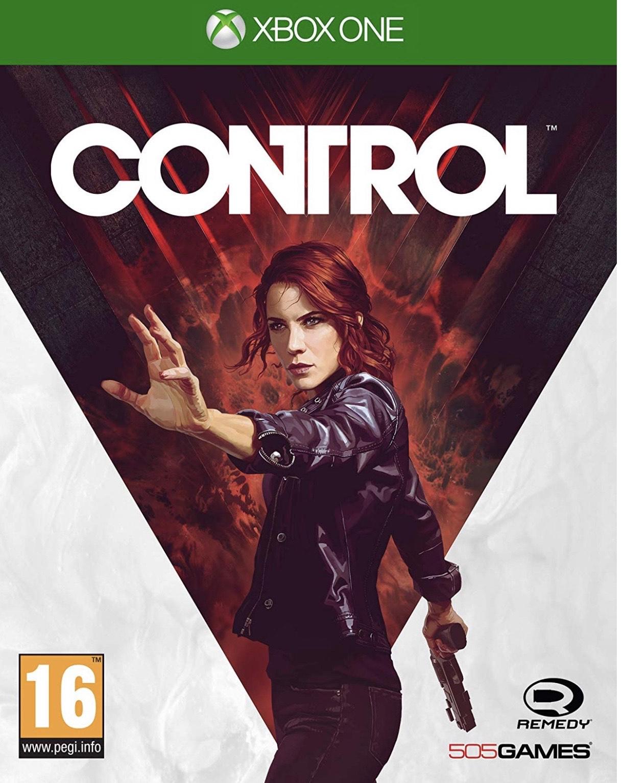Control Xbox one (Ex- rental) (PS4/XBOX ONE) @ boomerang rentals via eBay - £24.99