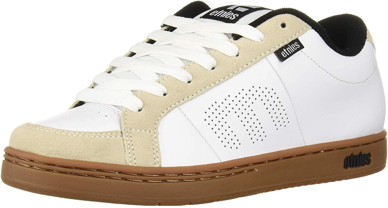 Size 4 only Etnies Men's / Boys Kingpin Skateboarding Shoes now £16.79 (Prime) + £4.49 (non Prime) at Amazon