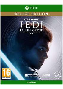 Star Wars Jedi The Fallen Order Deluxe Edition £29.99 Delivered @ SimplyGames
