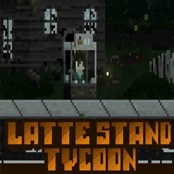 Latte Stand Tycoon £0.39 @ Steam