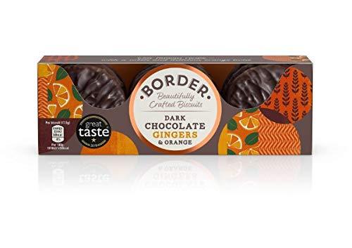 Border Biscuits Dark Chocolate Ginger & Orange 150g x 14 £2.59 (Prime) / £7.08 (non Prime) at Amazon