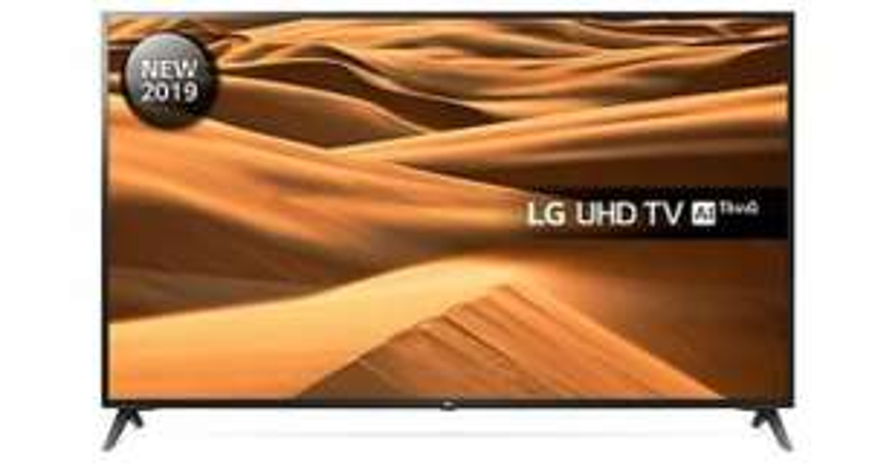 LG 70 inch 4K ultra HD TV £674 70UM7100PLA £674 with code @ Hughes eBay