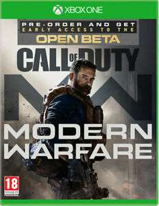 Call of Duty Modern Warfare (Xbox One) now £33.50 with code at The Game Collection eBay