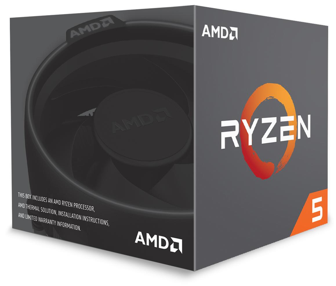 AMD Ryzen 5 2600X 3.6GHz Hexa Core AM4 CPU from CCL/Ebay - £108.58