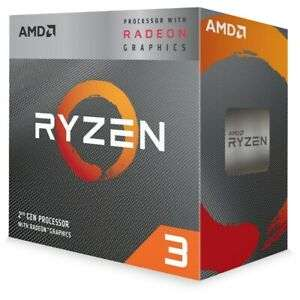 AMD Ryzen 3 3200G 3.6GHz Quad Core AM4 CPU £73.90 from CCL/Ebay.