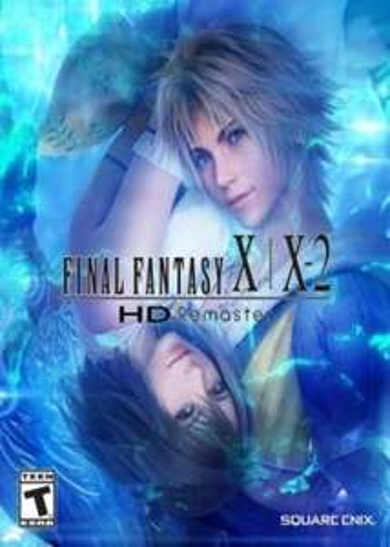 Final Fantasy X/X-2 HD Remaster Steam Key GLOBAL £10.03 @ eneba