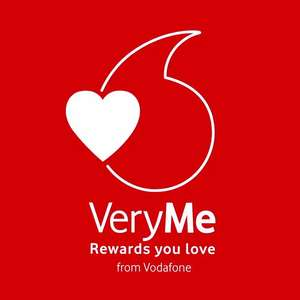 Free Tesco meal deal - a main, a snack and a drink (£3 gift card) from Vodafone with Veryme rewards (Selected members)