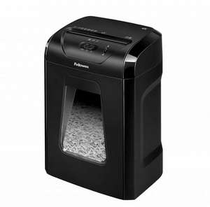 Fellowes Powershred 12C 12 Sheet Cross Cut Shredder with FREE delivery for £64.99 with code (possible £54.99 after cashback) @ Ryman