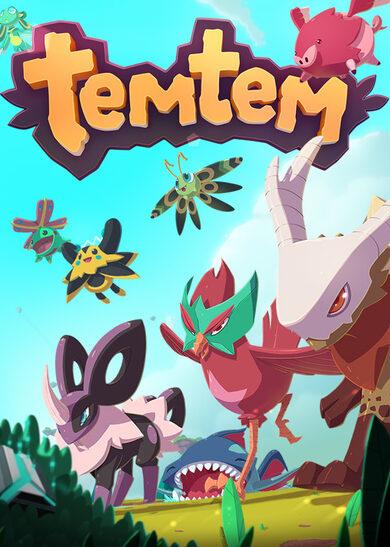 Temtem Steam Key Global £21.73 using code (Via Card) @ eneba / PlayBest