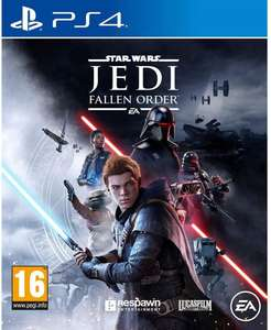 Star Wars Jedi Fallen Order PS4 / Xbox One £34.36 @ TheGameCollection eBay using code