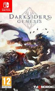 Darksiders Genesis Nintendo Switch - £26.62 @ The Game Collection eBay