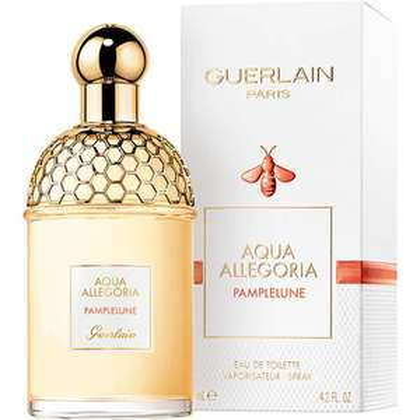 GUERLAIN Aqua Allegoria Pamplelune Eau de Toilette 75ml £34.99 with 7 Day Serum Kit at The Perfume Shop