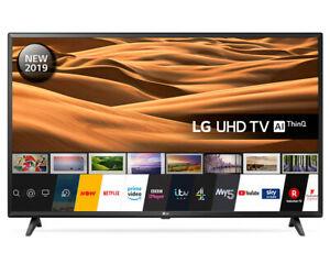 "LG 43UM7000PLA 43"" Smart 4K Ultra HD HDR LED TV - £257.14 @ Crampton & Moore Ebay"