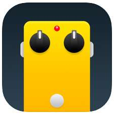 Excellent free guitar pedal app for use with iRig on iOS and Google App Stores