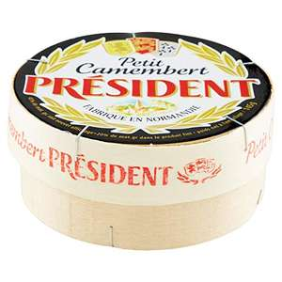 Président Petit Camembert 145g 69p Heron Foods, Abbey Hulton
