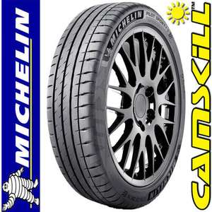 Michelin PS4S Tyres 235/35/19 Extra Load £127.35 @ CamSkill Performance