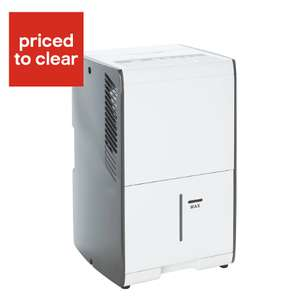 Blyss 10L Dehumidifier £76 at B&Q