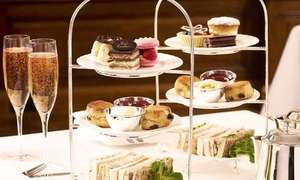 Afternoon tea with optional prosecco for two at Caffe Concerto (various locations in London) for £14.25 (using code) @ Groupon
