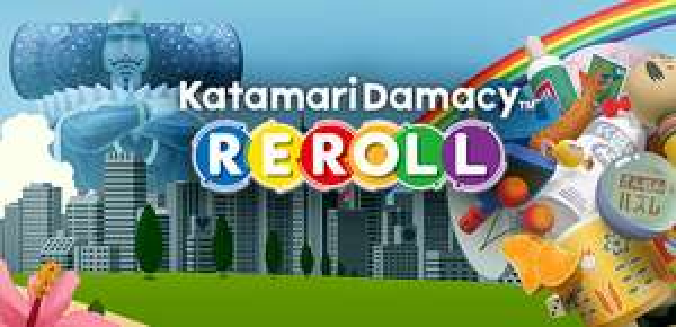 Katamari Damacy REROLL - £7.19 @ GamesPlanet (Steam key)