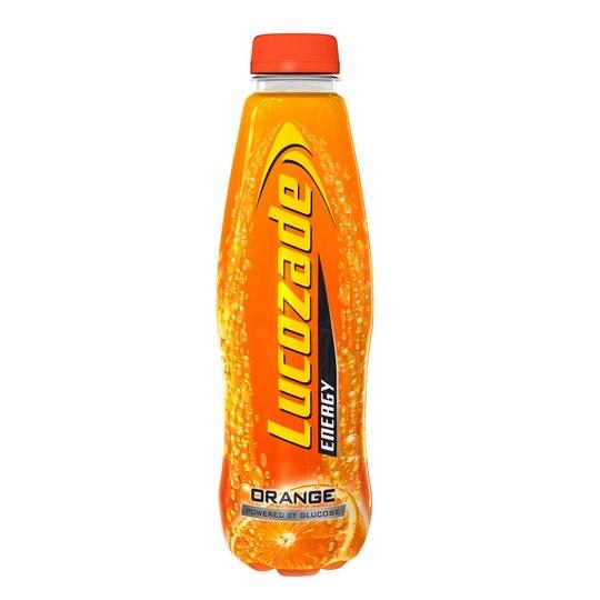 Lucozade Orange 500ml (3 for £1) @ Heron Foods Nottingham