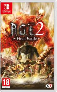 A.O.T.2 Final Battle (Nintendo Switch) - £19.99 delivered @ Simply Games