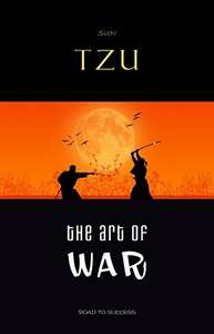 The Art of War Kindle Edition by Sun Tzu (Author) Free @ Amazon