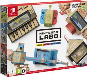 Nintendo Labo - Variety Pack on Nintendo Switch £19.99 @ Simply Games