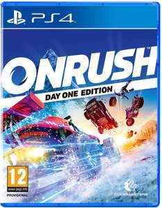 Onrush Day One Edition (PS4) - £4.99 delivered @ Simply Games